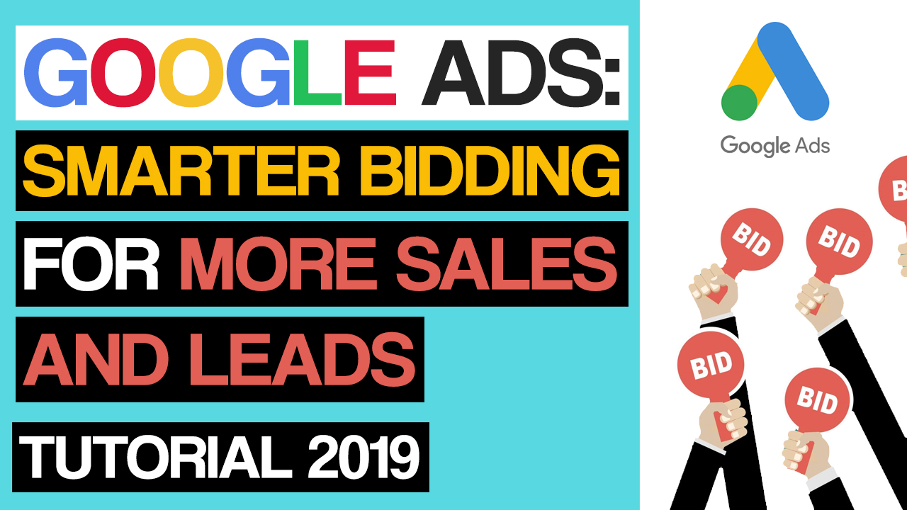 Google Ads Bidding Strategies Tutorial
