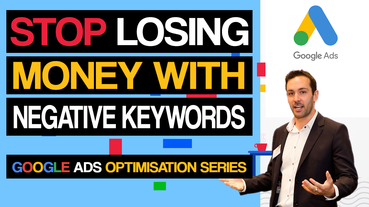 Rocket Fast Ways To Find Negative Keywords in Google Ads & Why This is Important