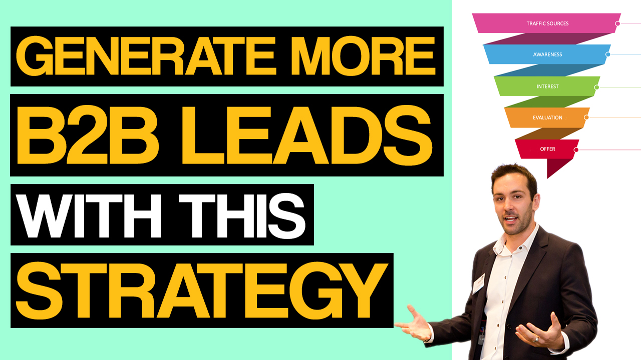 The Easiest & Proven Way To Generate B2B Leads