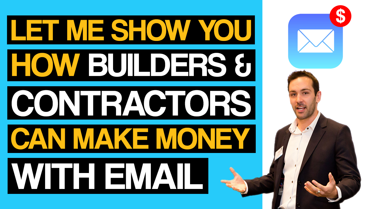 How To Build An Email List For Builders, Contractors And Construction Companies